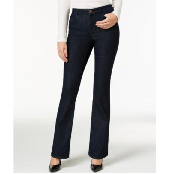 4ac33750e Style & Co Jeans | Macys Flare Leg | Poshmark